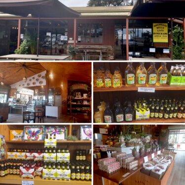 ビルピンにあるオープンしたばかりの『マウンテンベルズカフェ (Mountain Bells Cafe)』