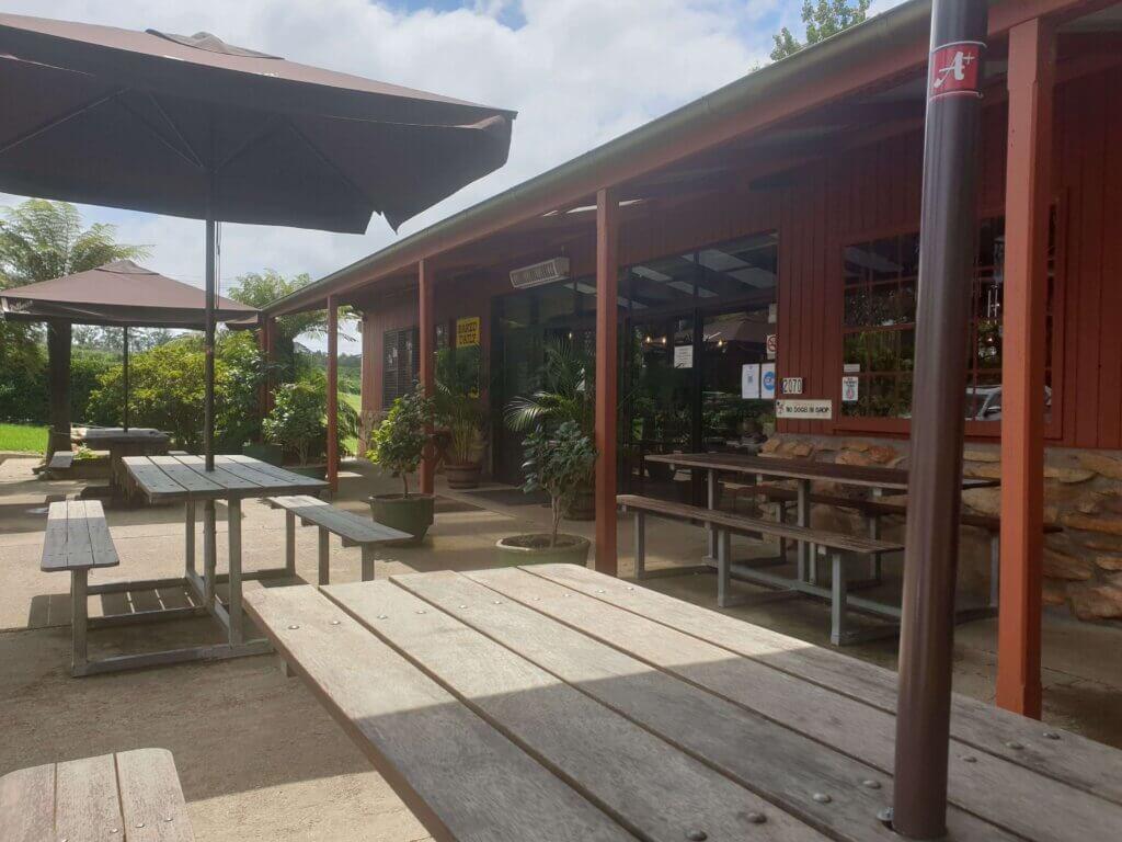 Mountain Bells Cafe Bilpin