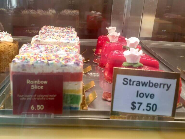 Christopher's Cake Shop