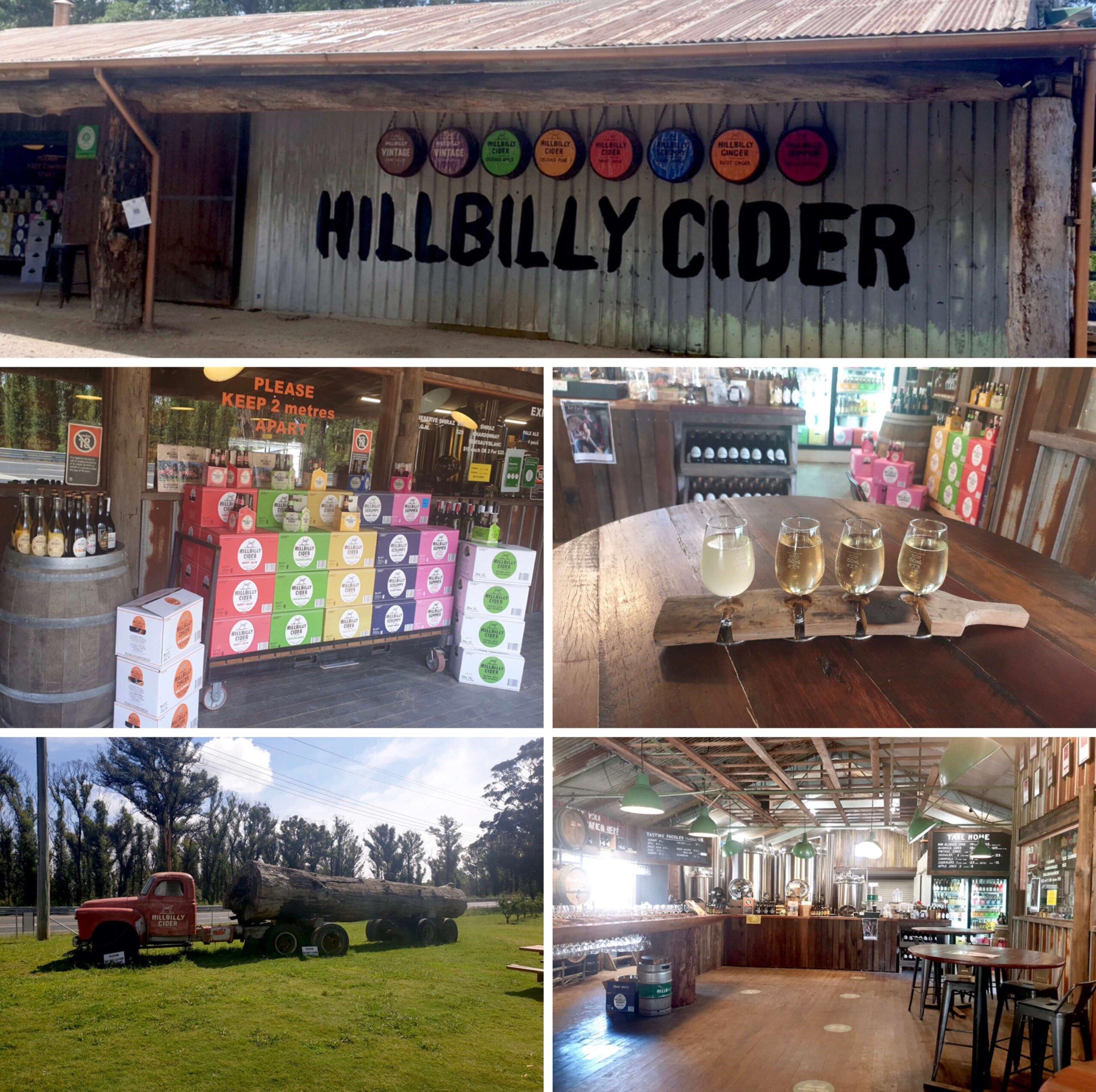 Hillbilly Cider Bilpin