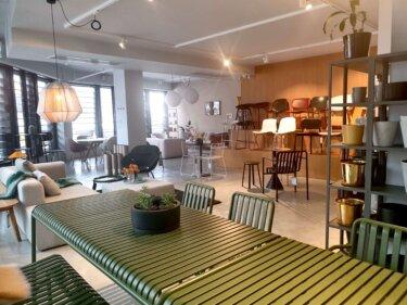 夢が広がるサリーヒルズにある『Hey Shop』のおしゃれでモダンな家具や雑貨