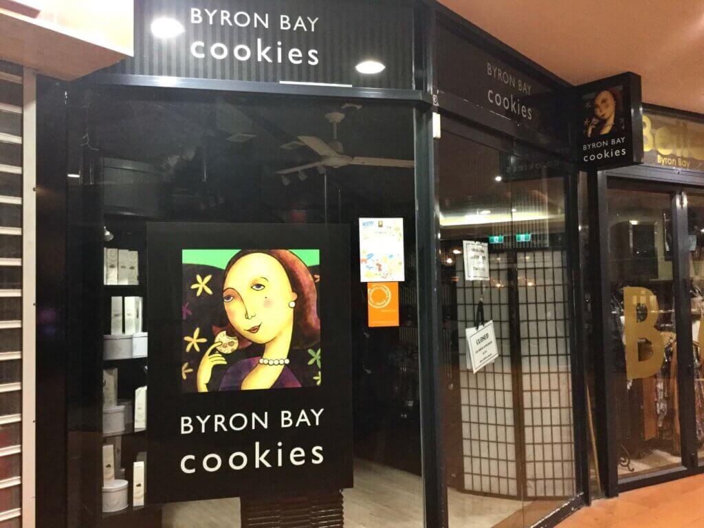 Byron Bay Cookie