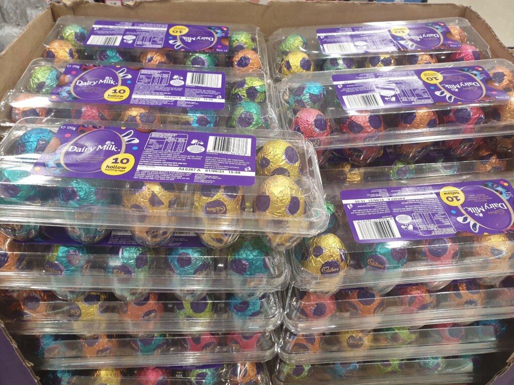 Cadbury Easter Chocolate