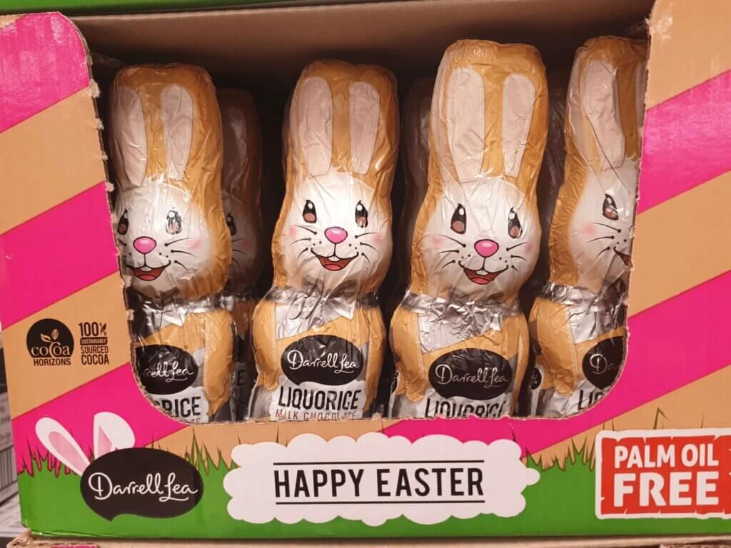 Darrell Lea Ester Chocolate