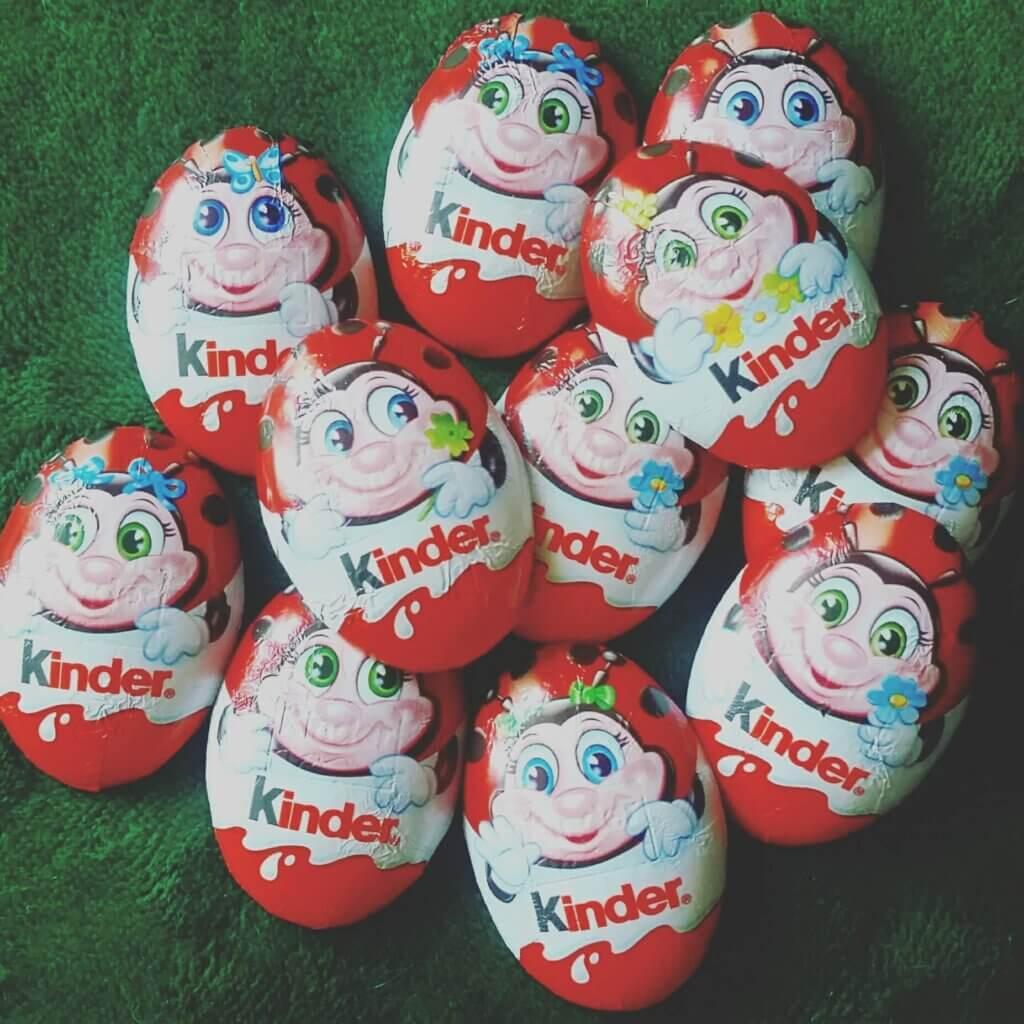 Kinder Easter Chocolate