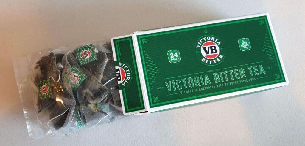 VB Beer Tea