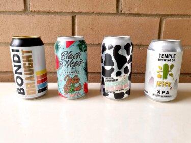 オーストラリアの小規模な醸造所が作るクラフトビールが面白い!