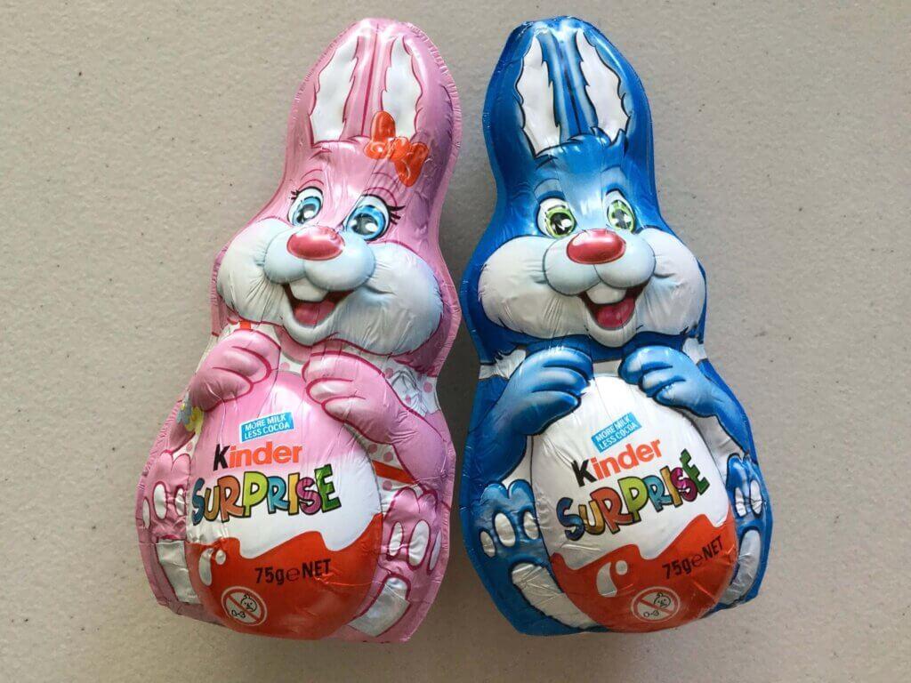 Kinder Ester Chocolate