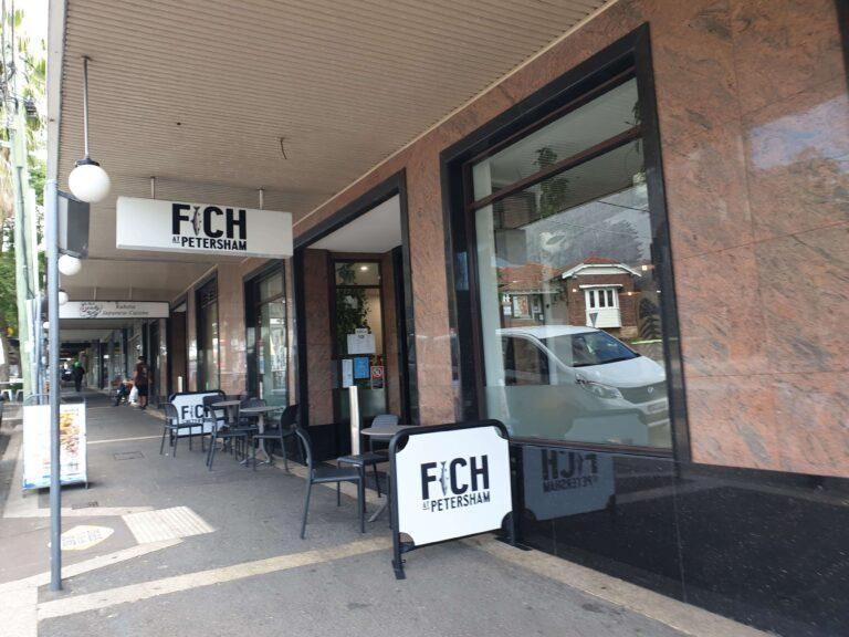 Fich at Petersham