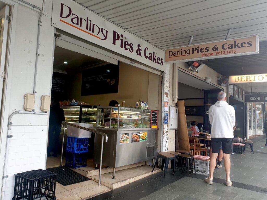 Darling Pies & Cakes Balmain