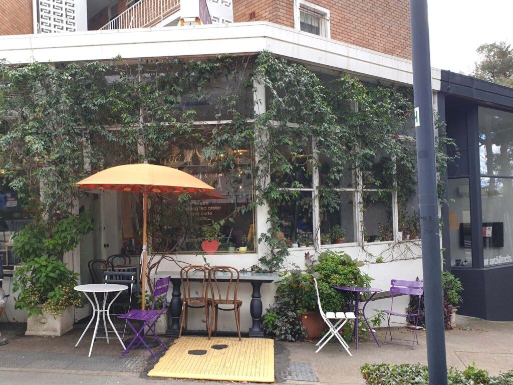 Cafe d'Yvoire