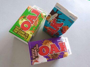 一般募集された2021年のオーク (Oak) ドリンクのニューフレーバー決定!優勝者は誰⁉︎