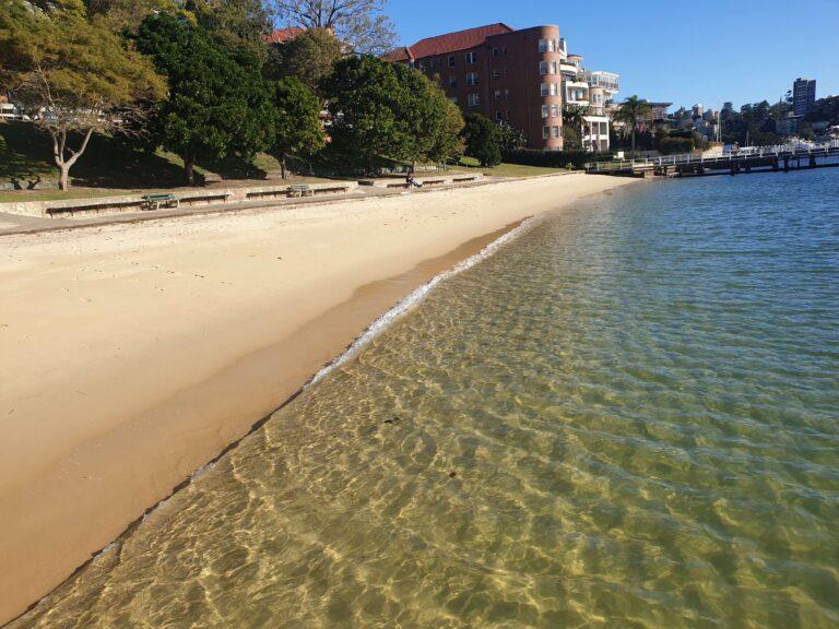 シドニーのビーチ・プール