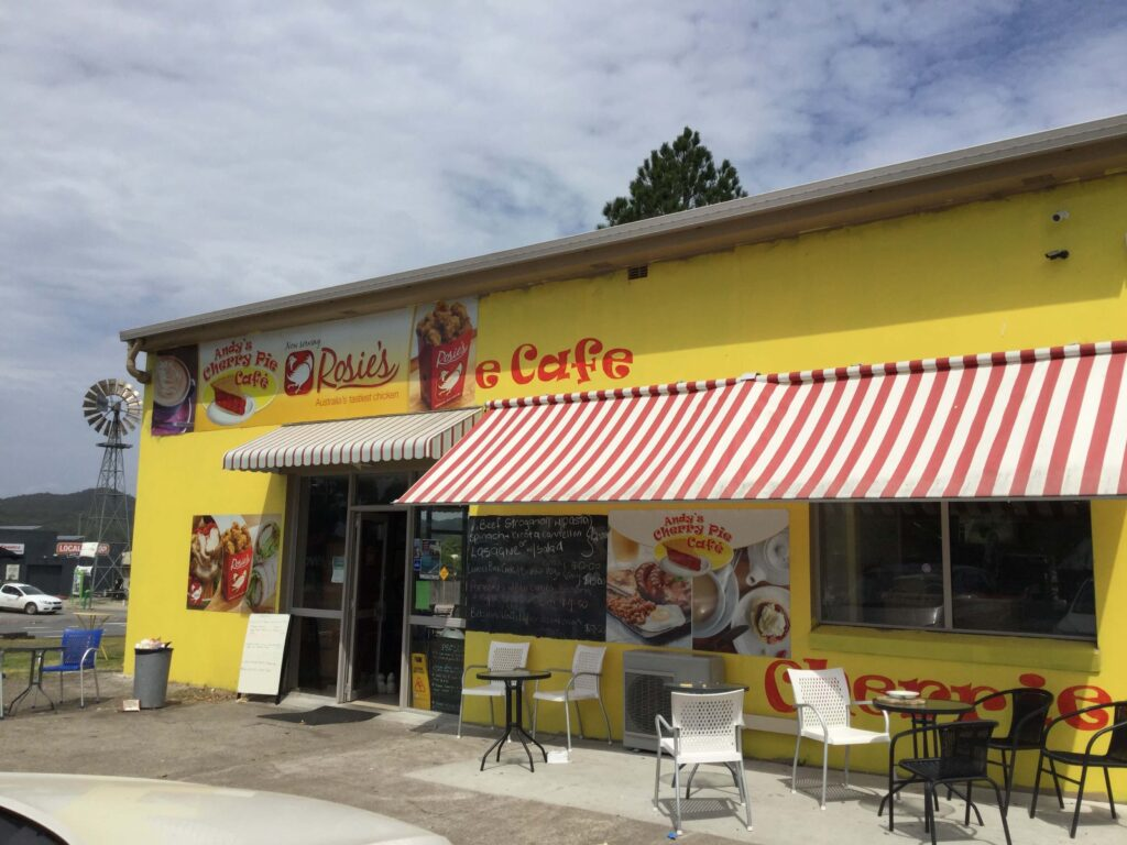Andy's Cherry Pie Cafe