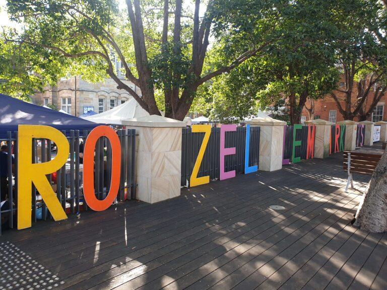 Rozelle Market