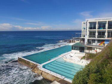 オーストラリアで最も有名な美しいオーシャンプール『ボンダイアイスバーグ』