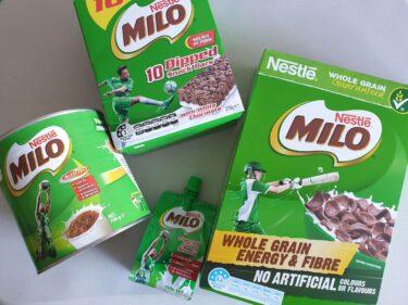 日本で売り切れ続出したミロ (Milo) はオーストラリア生まれの栄養満点な麦芽飲料!